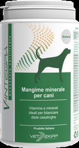 V-INTEGRA CANE ANZIANO 200g - Integratore per dieta casalinga del cane anziano