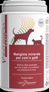 V-Integra Epato 200g - Integratore per dieta casalinga per cani e gatti